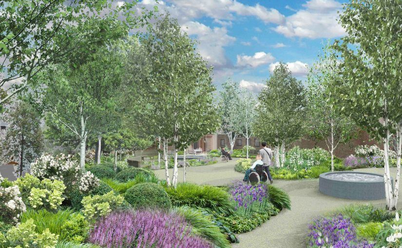 1. Horatio's Garden London Courtyard View bright (1)